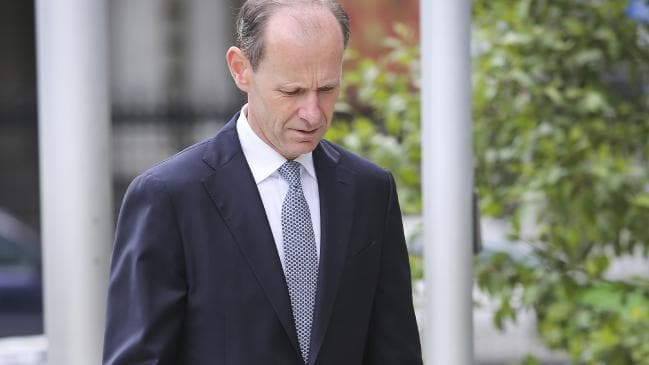 ANZ CEO Shayne Elliott revealed two million accounts had been overcharged. Picture: AAP Image/Wayne Taylor