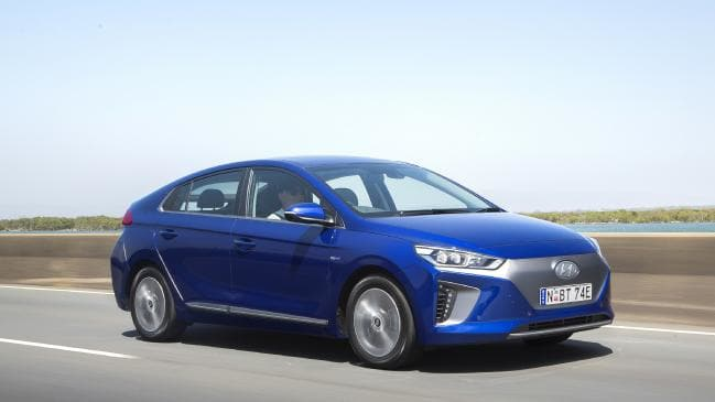 "The Ioniq's brief was to look ""normal""."