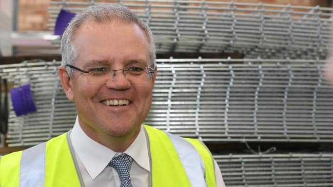Prime Minister Scott Morrison vows to take 'the big stick' to energy companies.